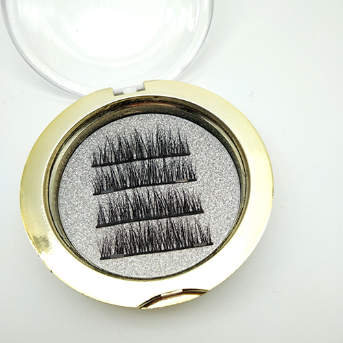 bf642766dc7 2018 Soft Nature Mink 3D Magnet Lashes With Custom Eyelash Packaging Box